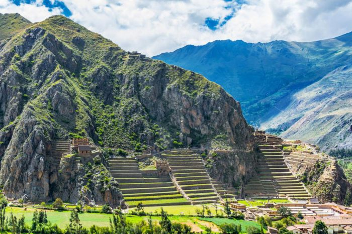 SACRED VALLEY AND CONNECTION TO MACHUPICCHU