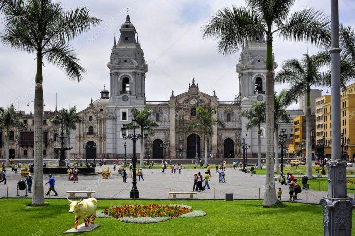 LIMA DE LOS VIRREYES Y CUSCO DE LOS INKAS